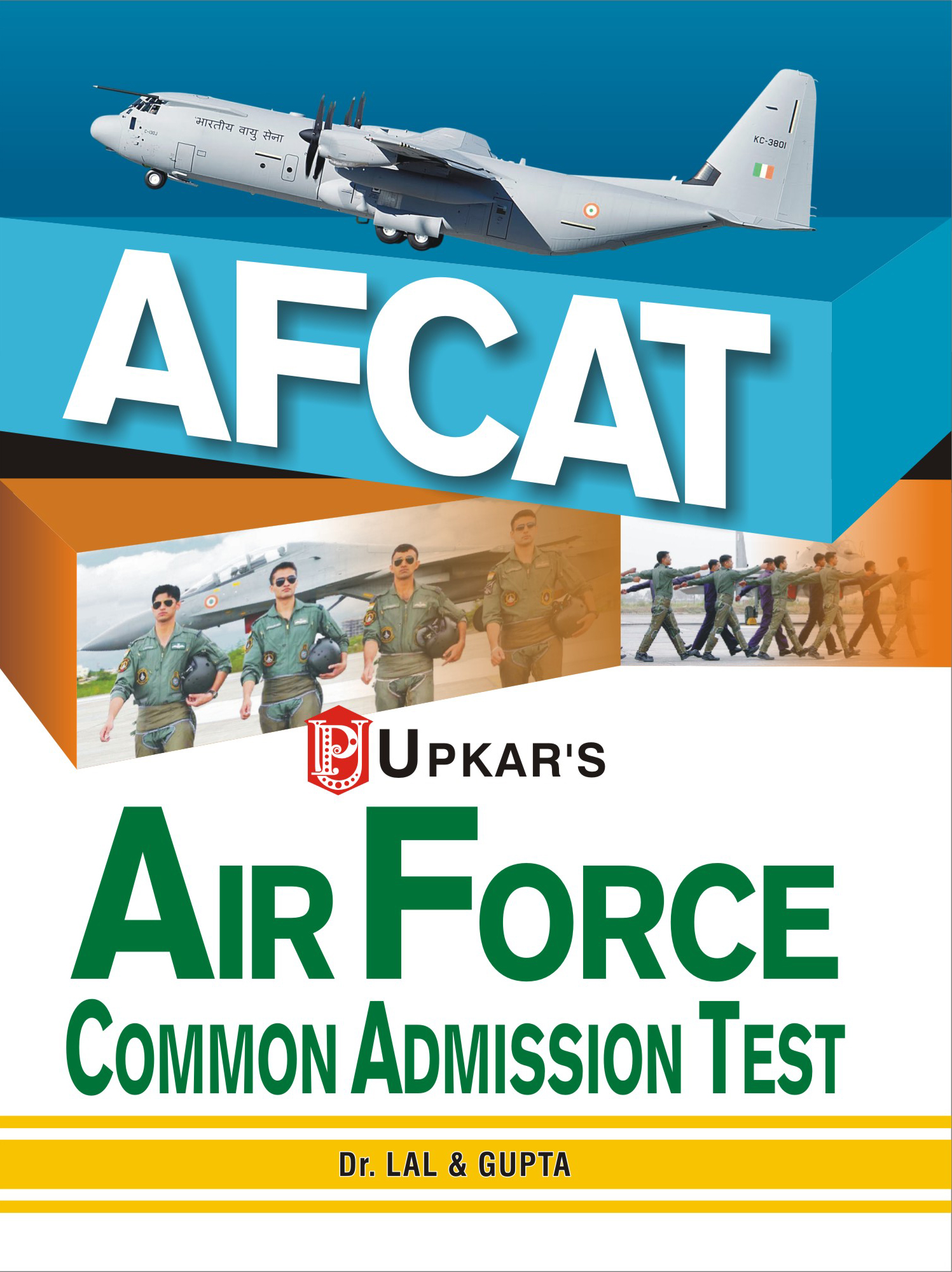 Buy Air Force Common Admission Test Book