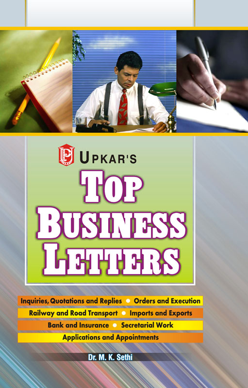 Buy Business Letters Book