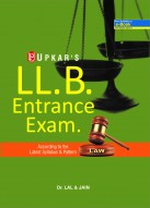 LL.B. Entrance Exam.