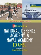 National Defence Academy & Naval Academy Examination..