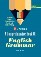A Comprehensive Book of English Grammar