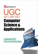 UGC NET/JRF/SET Computer Science and Applications (Based om Latest Revised Syllabus)