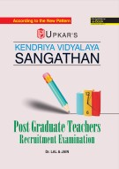 Kendriya Vidyalaya Sangathan Post Graduate Teachers Recruitment Examination