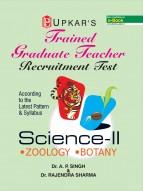 Trained Graduate Teacher Recruitment Test Science-II