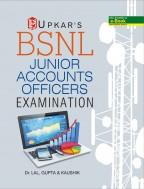 BSNL Junior Accounts Officers Examination