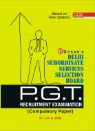 Delhi Subordinate Services Selection Board P.G.T. Pre. Exam.