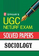 UGC NET/JRF Exam. Solved Papers Sociology