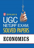 UGC NET/JRF Exam. Solved Economics