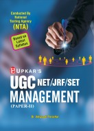 UGC-NET/JRF/SET Management (Paper II)