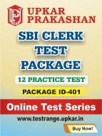 SBI Clerk Test Package