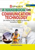 A Handbook on Communication Technology [Railway & Others Engineering (Diploma) Competitive Exams]