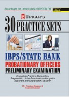 30 Practice Sets IBPS/State Bank Probationary Officers Preliminary Examination