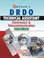 DRDO Technical Assistant (Electronics & Telecommunication) Diploma Level