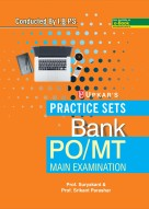 Practice Sets & Solved Papers BANK PO/MT main Examination