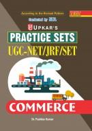 Practice Sets UGC/NET/JRF/SET Commerce (Paper-II & III)