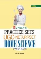 Practice Sets UGC-NET/JRF/SET Home Science (Paper-II & III)