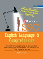 SSC English Language & Comprehension (Useful For Graduate Level, 10+2 Stenographers Multi-Tasking (Non Technical) Staff, Sub Inspectors And Other Equivalent Exams)