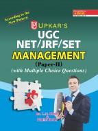 UGC-NET/JRF/SET MANAGEMENT (Papers-II)