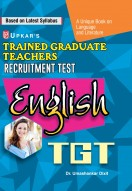 TGT Recruitment Test English