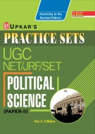 Practice Sets UGC NET/JRF/SET Political Science Paper- II