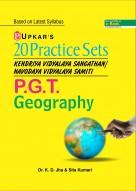 22 PracticeSets Kendriya Vidyalaya Sangathan/Navodaya Vidyalaya Samiti PGT Geography