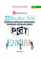 22 PracticeSets Kendriya Vidyalaya Sangathan/Navodaya Vidyalaya Samiti PGT English