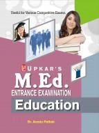 M.ED Entrance Exam. Education