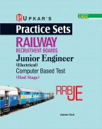 Practice Sets RAILWAY RECRUITMENT BOARDS Junior Engineer (Electrical) CBT (IInd Stage)