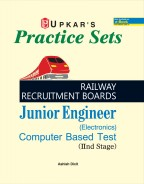 Practice Sets RAILWAY RECRUITMENT BOARDS Junior Engineer (Electronics) Computer Based Test (IInd Stage)