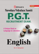 Navodaya Vidyalaya Samiti P.G.T. Recruitment Exam. (English)