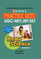 Practice Sets UGC-NET/JRF/SET Home Science (Paper-II)