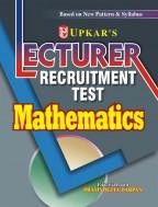 Lecturer Recruitment Test Mathematics