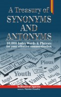 A Treasury of Synonyms and Antonyms
