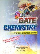 GATE Chemistry (Compulsory Paper) (For Life Sciences Group)
