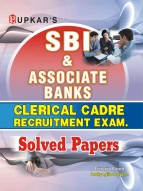 SBI & Associate Banks Clerical Cadre Rect. Exam. Solved Papers