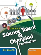 Science Talent & Olympiad Exam. (For Class VI)