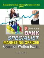 IBPS Bank Specialist Marketing Officer Common Written Exam.