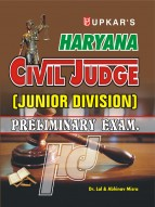 Haryana Civil Judge (Junior Division) Preliminary Examination
