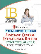 Intelligence Bureau Assistant Central Intelligence Officer ( Executive ) Grade II