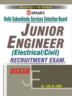 Delhi Subordinate Services Selection Board Junior Engineer (Electrical/Civil)